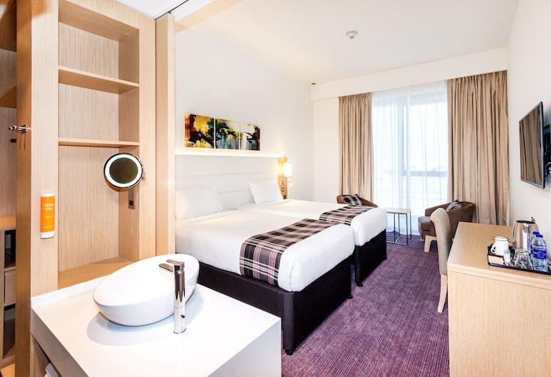 Premier Inn Dubai Dragon Mart, Dubajus, Dvivietis kambarys (2 viengulės lovos), Nerūkantiesiems, Svečių kambarys
