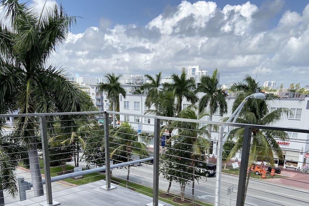 Club kamer - Balkon