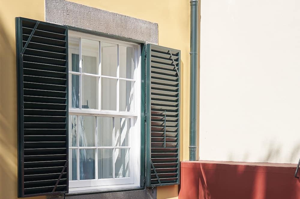 Superior apartman, 1 hálószobával, erkély (Good Memories Lodge 2) - Erkély