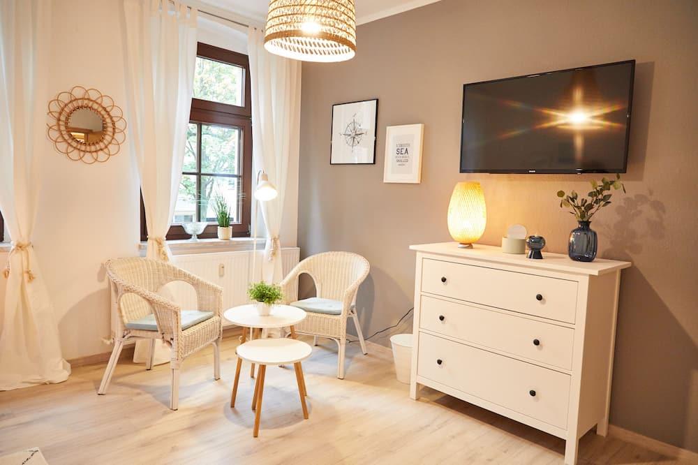 Apartmán typu Business, 2 ložnice - Obývací prostor