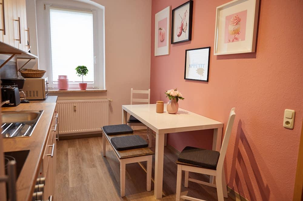 Apartmán typu Business, 2 ložnice - Stravování na pokoji