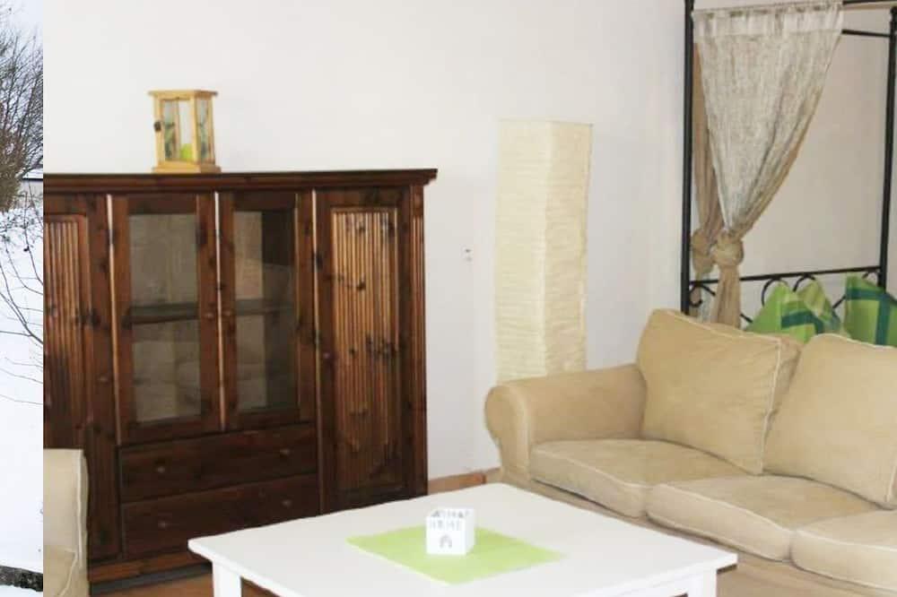 Apartmán, na prízemí (kleine Ferienwohnung) - Obývacie priestory