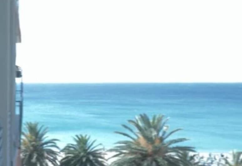 Residence San Valentino, Finale Ligure, Apartamento, 1 Quarto, Varanda, Vista Mar Parcial (Bilocale), Vista para a água