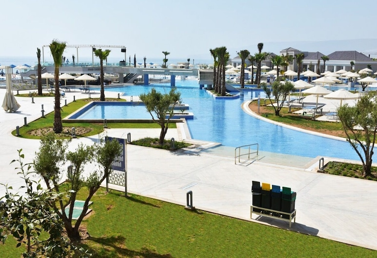 White Beach Resort Taghazout  - All Inclusive - Adults Only, Taghazout, Pokój dwuosobowy typu Deluxe, widok na morze, Pokój