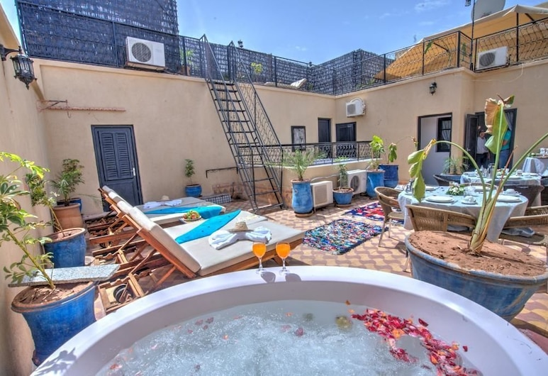 Riad des Remparts & spa, Marrakech