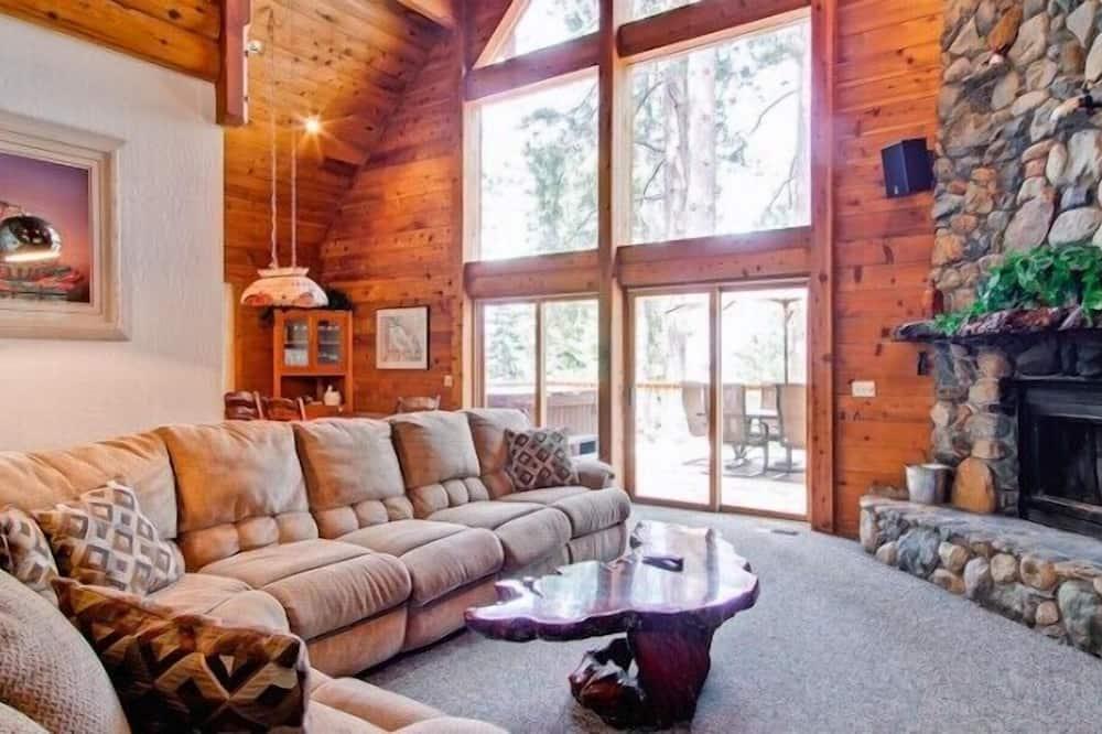 Kuća u prirodi - Dnevna soba