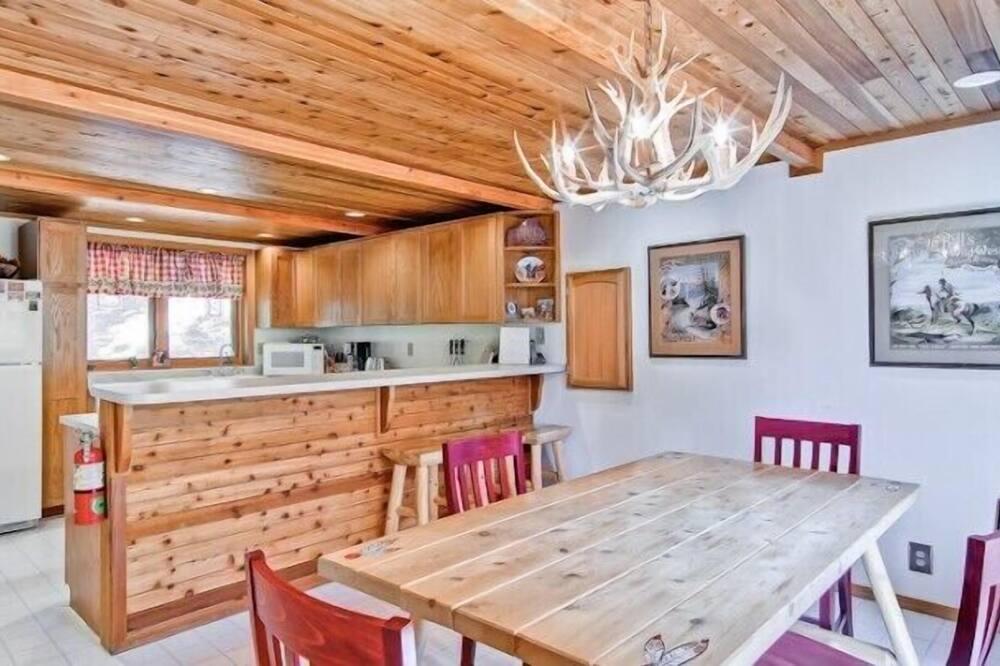 Cabaña - Servicio de comidas en la habitación