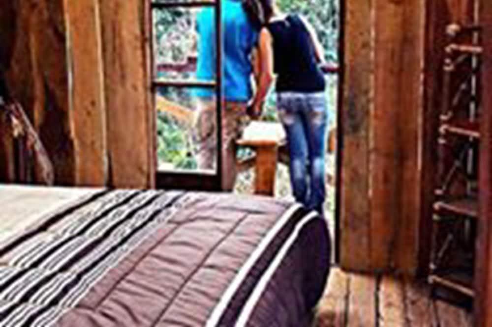 Pokój dwuosobowy (Tree Room) - Balkon
