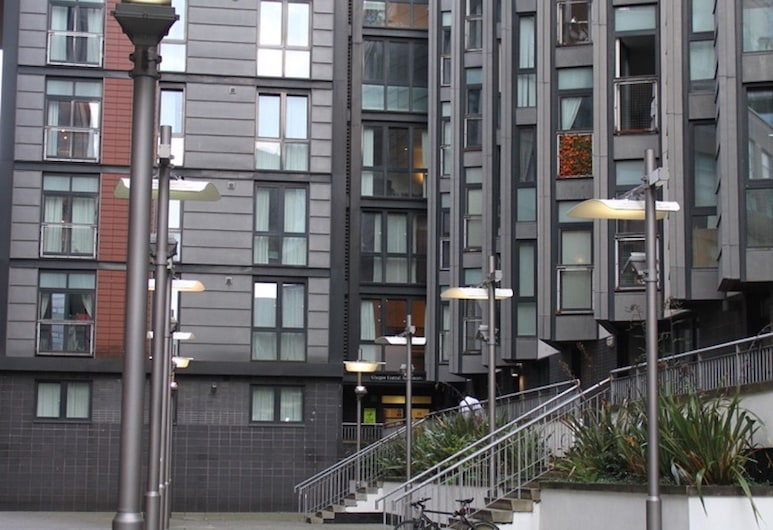 Stay Metro ApartHotel - Glasgow Central, Glasgow, Property Grounds