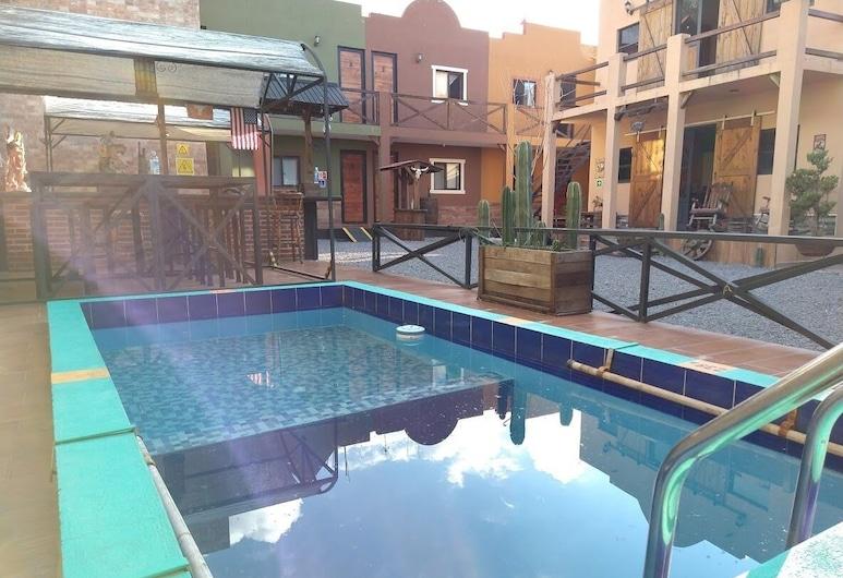 Hotel West Refugio, San Juan del Rio, Outdoor Pool