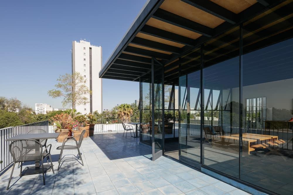 Casa 1, 2 Habitaciones - Terase/iekšējais pagalms