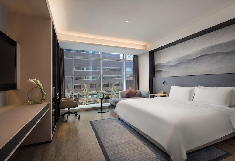 ホヤ ホテル 大連 (大連凱莱酒店), 大連, デザイン ダブルルーム, 部屋