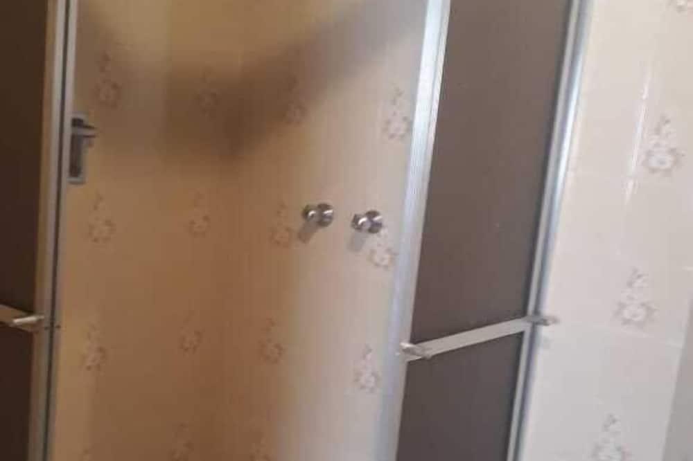 Deluxe-dobbeltværelse - privat badeværelse - Badeværelse