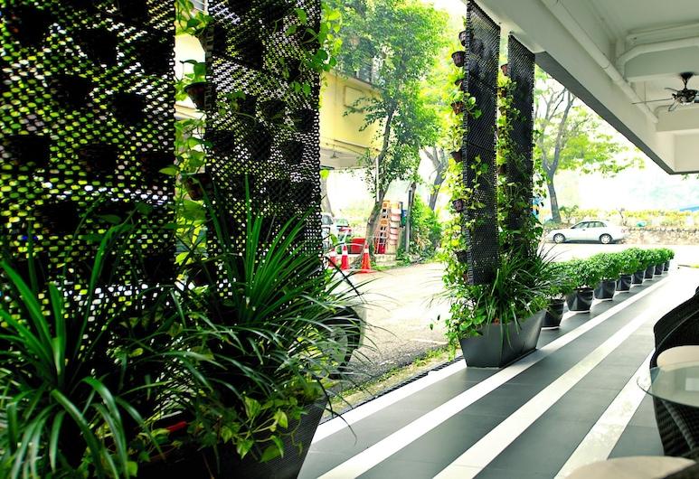 PJ Luxe Boutique Hotel, Petaling Jaya, Hiên