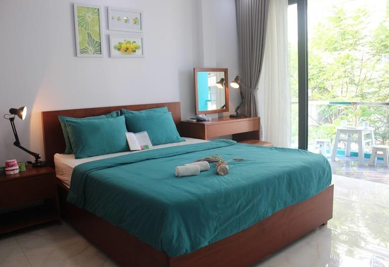 溫宏公寓酒店, 峴港, 高級公寓, 客房