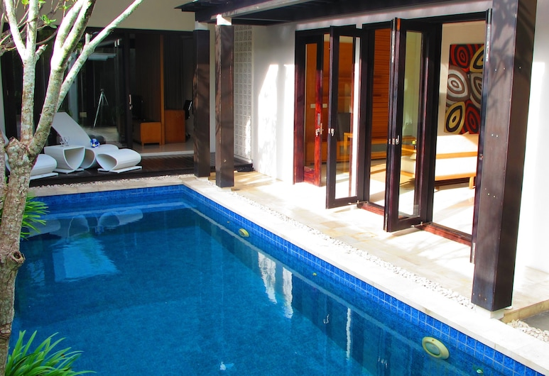 Bali Max Villas, Seminyak, Vila, 1 quarto, Piscina particular, Terraço/pátio