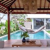 Willa luksusowa, 4 sypialnie, prywatny basen, widok na basen - Prywatny basen