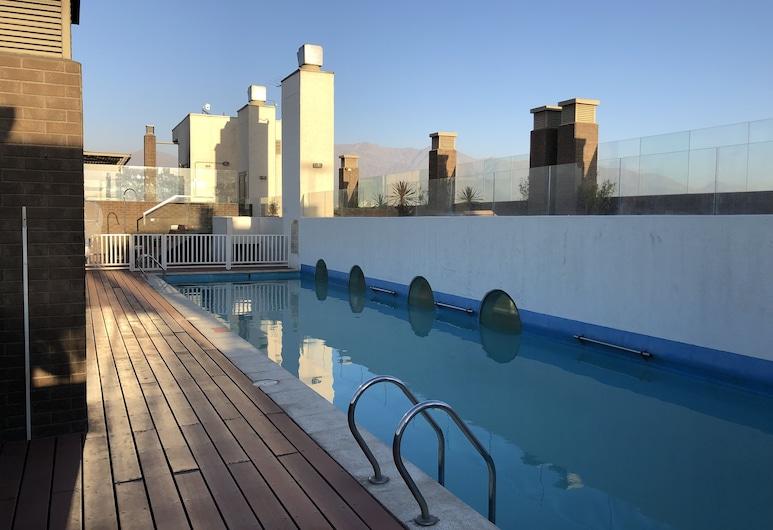Downtown Getaway, Santiago, Bazén na streche