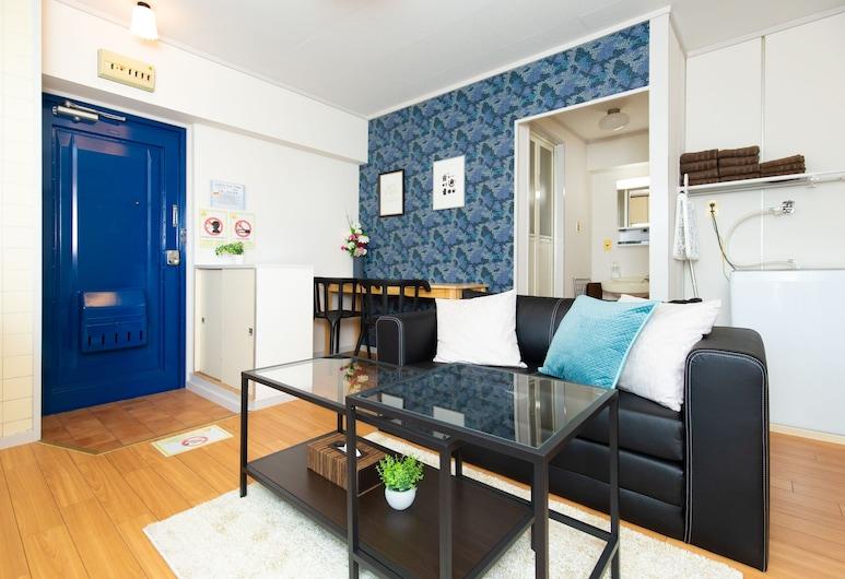 桃子谷 302 號宅邸酒店, 大阪, 標準公寓, 2 間臥室, 客廳