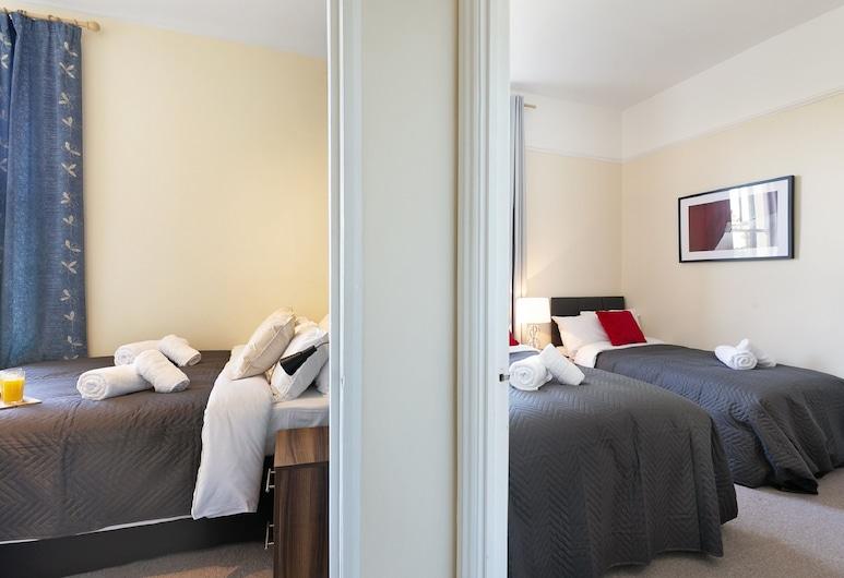 The Horn Lane Apartment, London, Basic-Haus, Zimmer