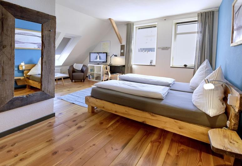 卡諾爾飯店 33, 沙夫斯特, 舒適雙人房, 私人浴室, 運河景觀, 客房