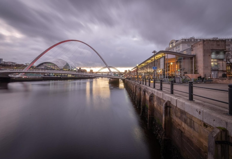 Luxury Central Newcastle Apartment 23, Newcastle-upon-Tyne, Basen