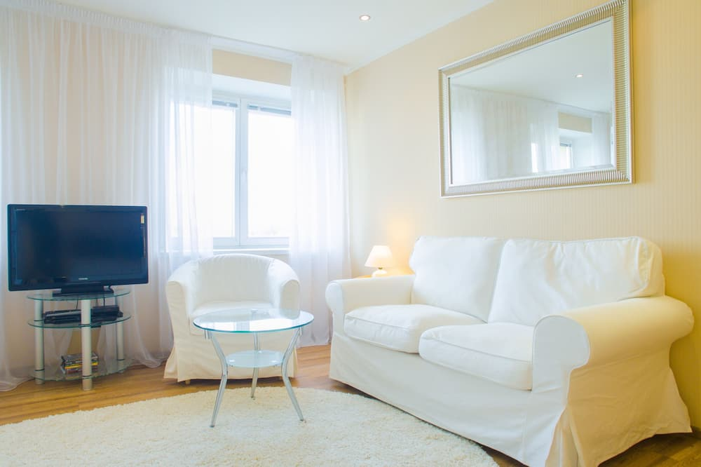 Apartment (Pobediteley prospect 3) - Wohnzimmer