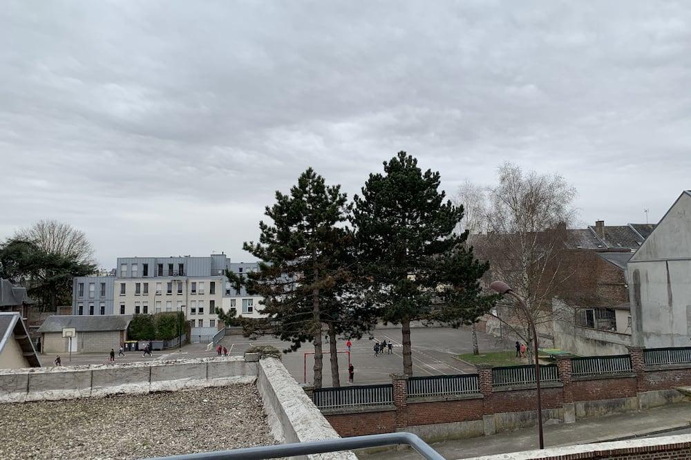 Presidential Apartment, Ensuite - Balcony View