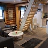 平房, 1 間臥室, 三溫暖 - 客廳