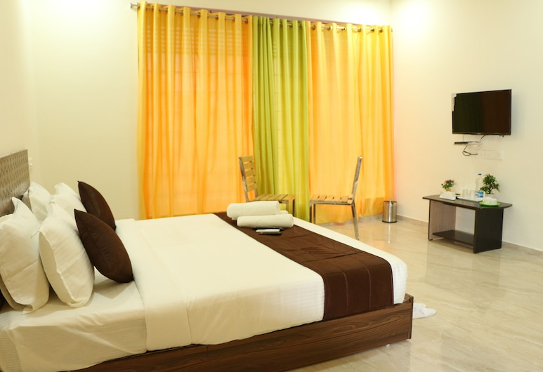 Green Tree Hotel, Chennai, Hosťovská izba