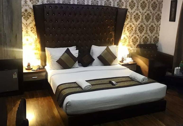 拉森斯大陸酒店, 新德里, 客房