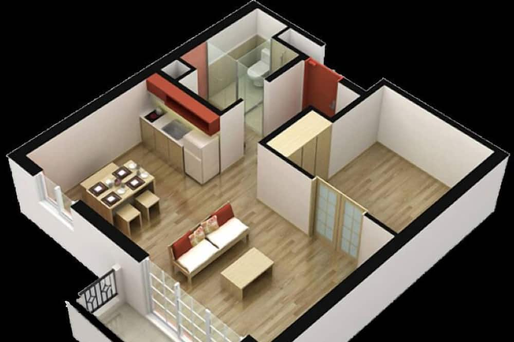 Family Room, 1 Bedroom (Room type Randomly Assigned) - Room