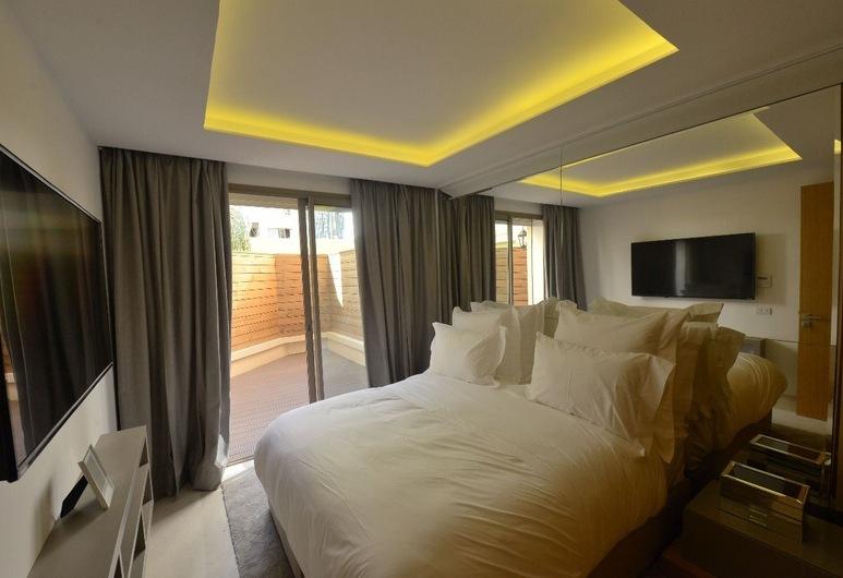 Riva 44, Casablanca, Apartmán typu Comfort, Pokoj