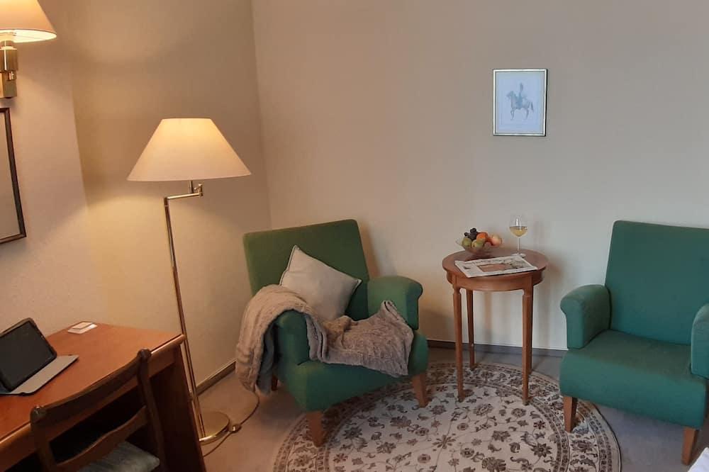 Habitación doble - Zona de estar