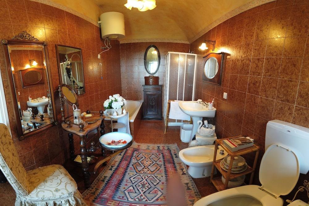 Habitación Confort - Cuarto de baño