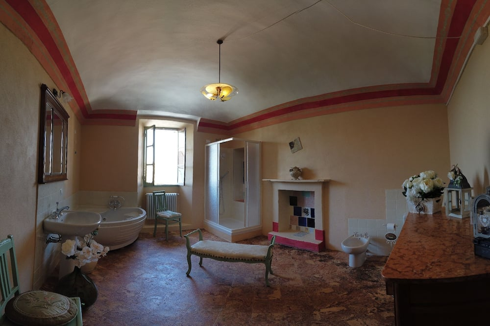 Suite Premier - Cuarto de baño