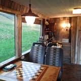 Standard Cabin, Shared Bathroom - Living Area