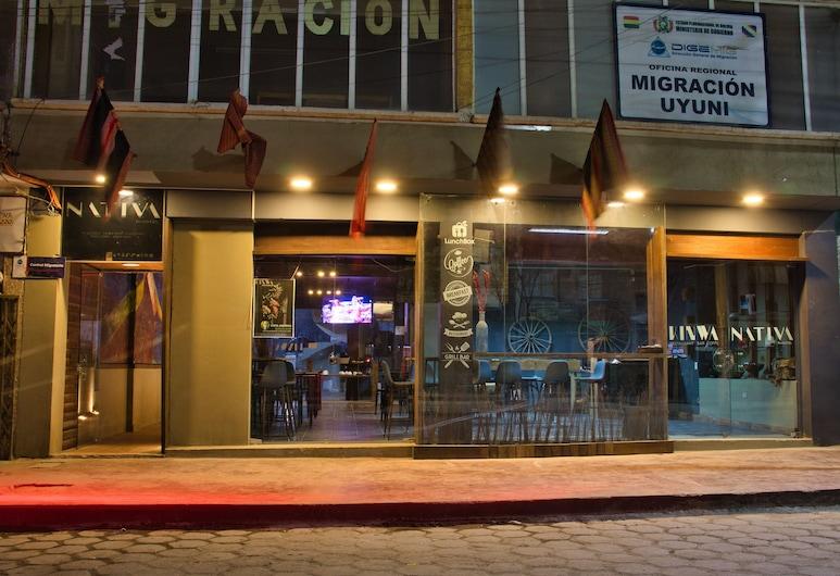 Nativa Hotel Boutique, Uyuni, Pročelje hotela