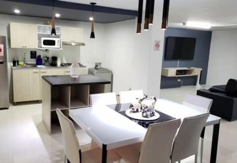 Poblado Apartment 2 Bedroom, Medellin, Lägenhet Signature - 2 sovrum, Vardagsrum