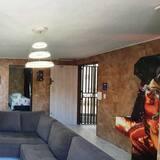 Departamento, 5 habitaciones - Sala de estar