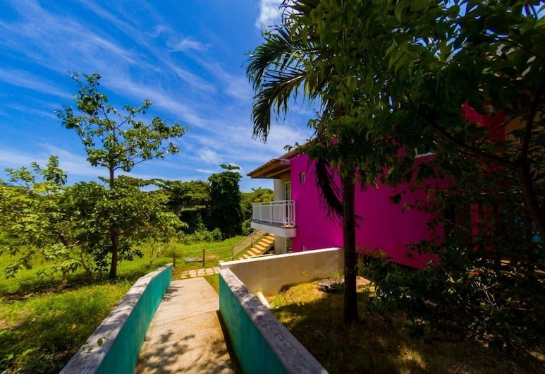 Caribbean Harmony, San Andres, Κήπος
