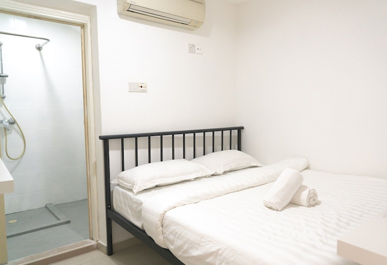 Cherryloft Express, Singapore, Basic Double Room, Guest Room