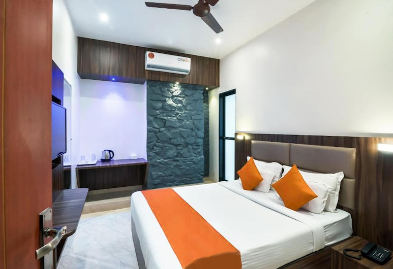 Hotel Sea Grand, Mumbai, Deluxe-Zimmer, Zimmer