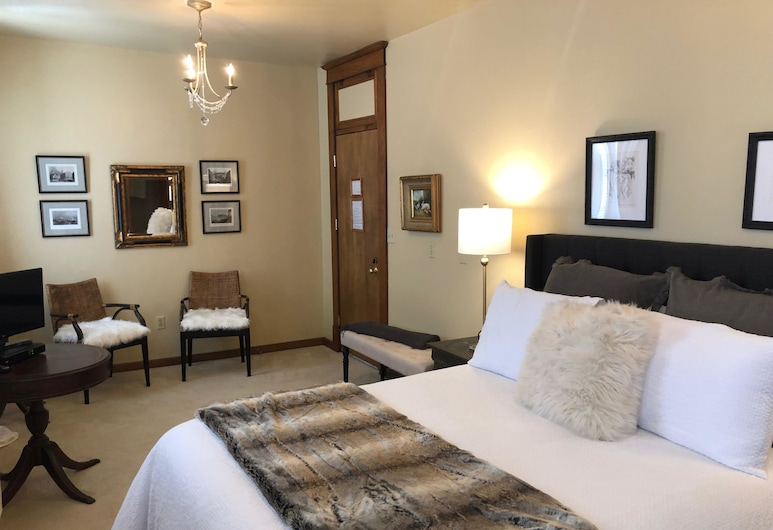Lincoln Hotel, Lowden, Room 6, Zimmer