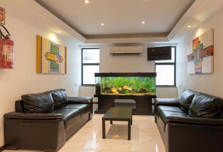 Hotel Campo Grande , Salvador, Lobby Sitting Area