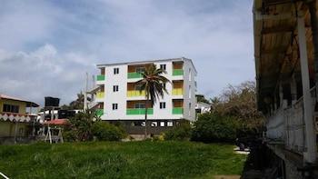 Foto van Caribbean Corals Hotel in San Andres