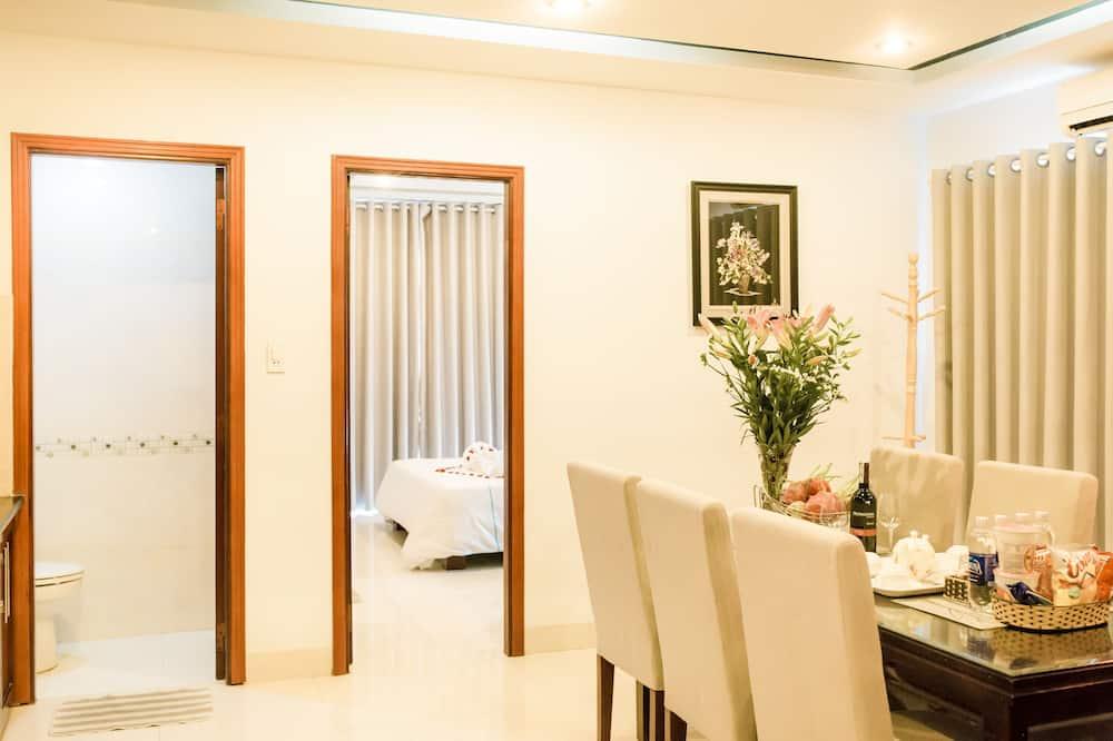 Семейный люкс, смежные номера - Вид из номера