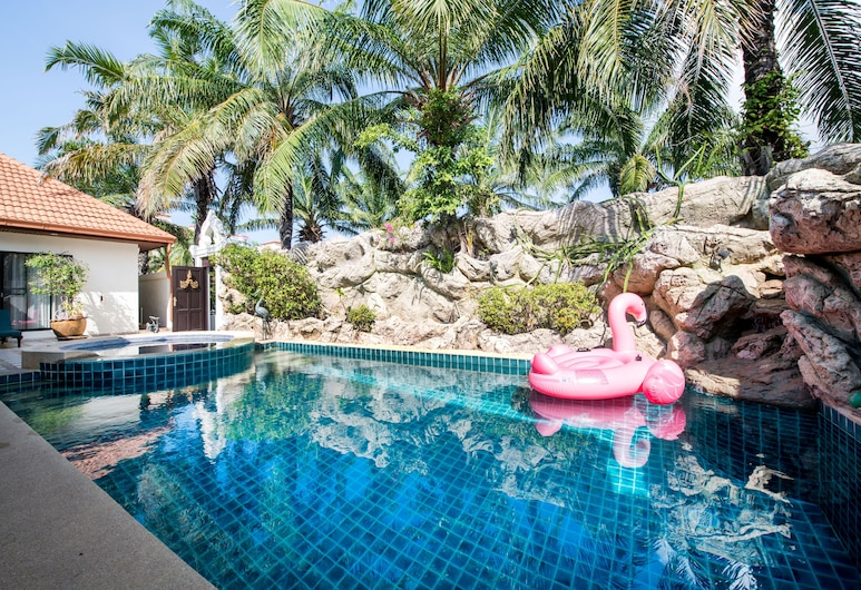 View Talay Villa Pattaya, Pattaya, Standard Villa, 3 Bedrooms, Private pool
