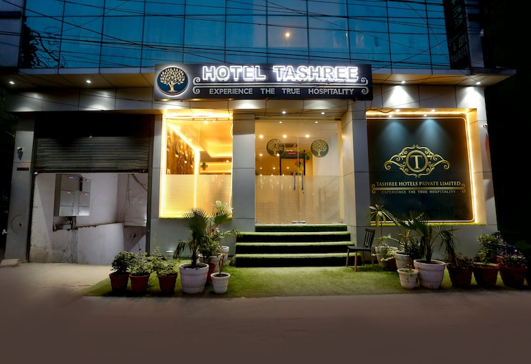 Airport Hotel Tashree, New Delhi, Ulaz u hotel