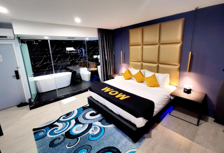WOW Hotel Penang, George Town, Deluxe Room, Guest Room